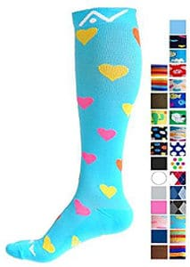 A-Swift Compression Socks 1 pair for men and women