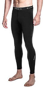 DRSkin Compression Cool Dry Sports Tight Pants Baseball Running Leggings