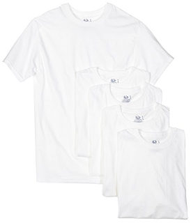 Fruit of the Loom Men's Crew Neck T-Shirt (5 Pack)