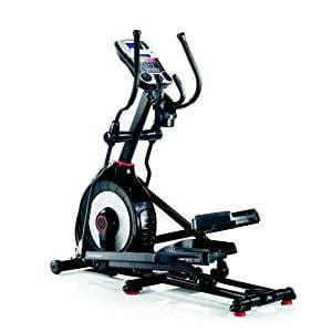 Plasma Fit Elliptical Machine Trainer 2 in 1 Exercise Bike
