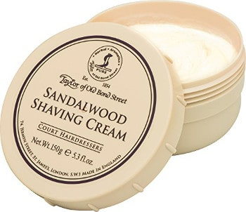 Review Of Taylor Of Old Bond Street Shaving Cream