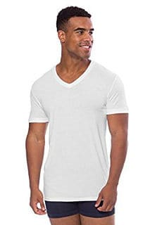 Texere Men's V-Neck Undershirt