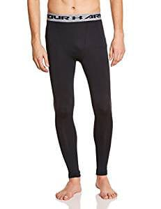 Under Armour Men's Heat Gear Armour Compression Leggings
