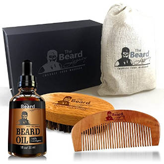 beard kit by The Beard Legacy