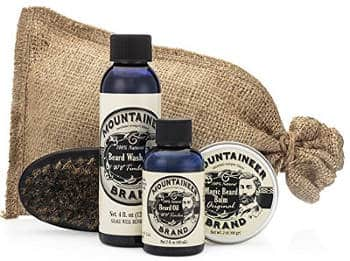 Beard Care Kit by Mountaineer Brand
