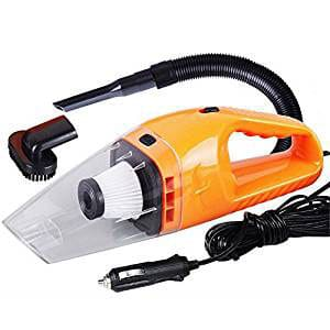 AVCS Car Vacuum Cleaner High Power Wet Dry Dust Buster 120W 4000PA with 3.8 Meter Cable 12V