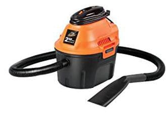 Armor All 2.5 Gallon, 2 Peak HP, Utility Wet-Dry Vacuum, AA255