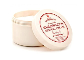 D.R. Harris Marlborough Shaving Cream Jar