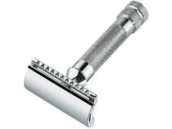 Merkur HD 34C, Chrome Plated