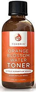 Foxbrim Orange Blossom Water Toner