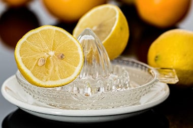 Benefits And Natural Recipes Of Lemon Juice