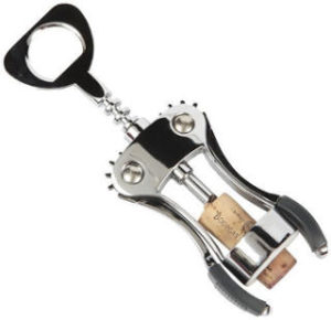 Wing Corkscrew Wine Opener by HQY
