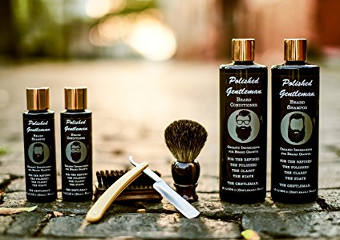 Polished Gentleman Beard Growth Shampoo And Conditioner Set Reviews