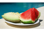 Nutritional Difference Between Watermelon And Melon