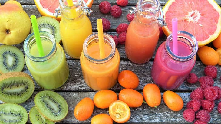 natural smoothies for energy