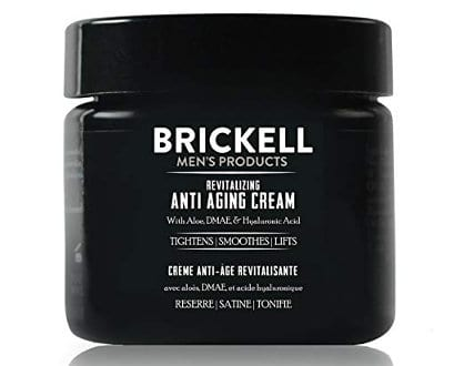 Brickell Men's Revitalizing Anti-Aging Cream Review