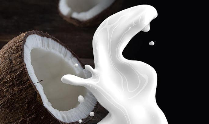 How is coconut oil processed