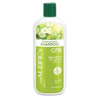 Aubrey Organics GPB Balancing Protein Shampoo with Rosemary and Peppermint