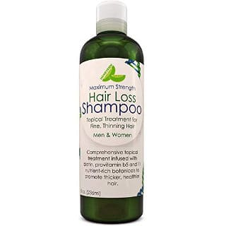 Honeydew Anti-Hair Loss Shampoo with Rosemary, Biotin, Zinc and Evening Primrose