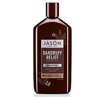 JASON Natural Cosmetics Dandruff Relief Shampoo with Rosemary, Olive and Jojoba