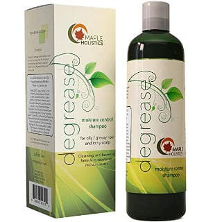 Maple Holistics Shampoo for Oily Hair & Oily Scalp with Jojoba and Rosemary