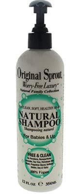 Original Sprout Natural Shampoo for Babies & Up