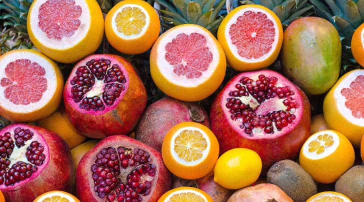 Pomegranate And Orange Juice Recipe And Benefits