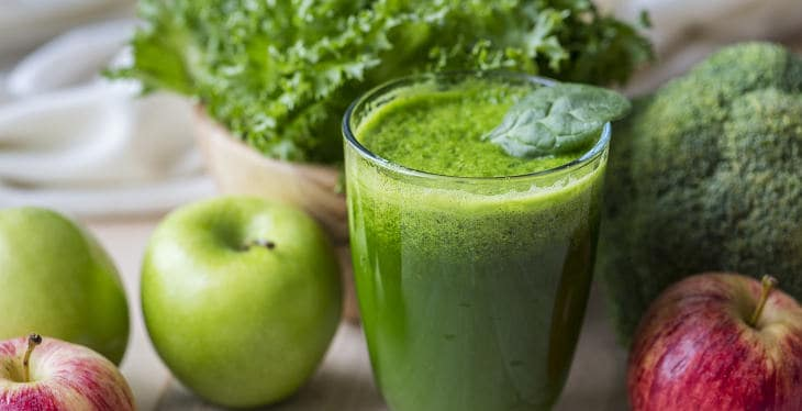 Green Juice Recipe For Energy