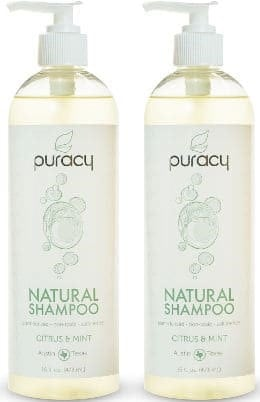 Best shampoo for irritated skin