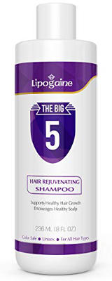 Lipogaine Premium Hair Loss Prevention Shampoo