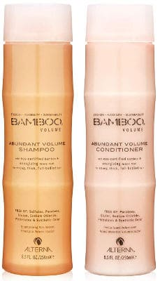 Alterna Bamboo Abundant Volume Shampoo and Conditioner Set