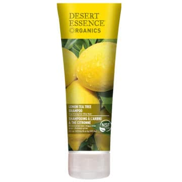 Desert Essence Organics Hair Care Shampoo for Oily Hair