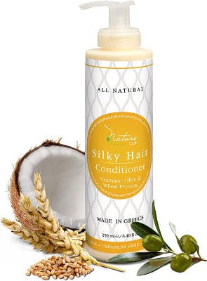 Nature Lush Organic Olive Silky Hair Conditioner